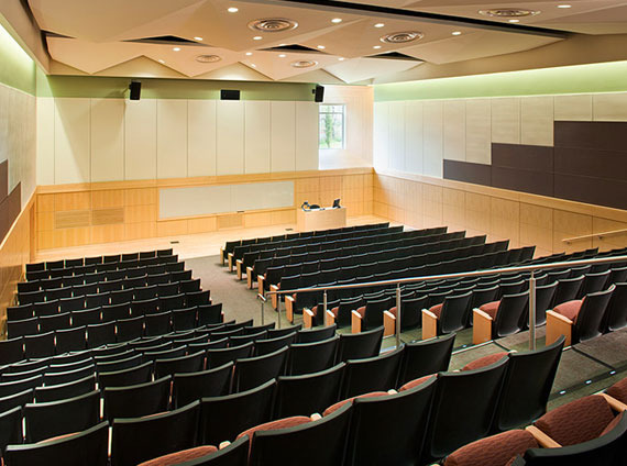 auditorium seating technology