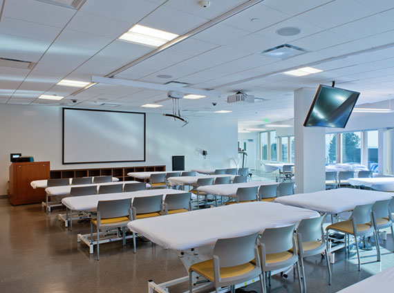 interactive seminar space higher education