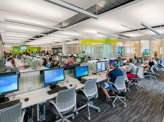 computer media lab
