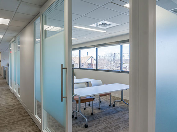 healthcare meeting spaces collaboration