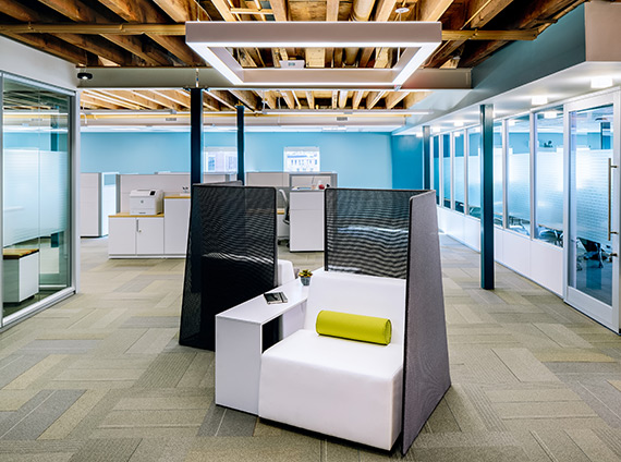 memic's workspaces foster company culture