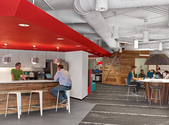SapientNitro infuses energy into its workspace and surrounding neighborhood in miami