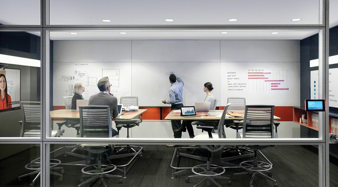 Collaboration spaces 4