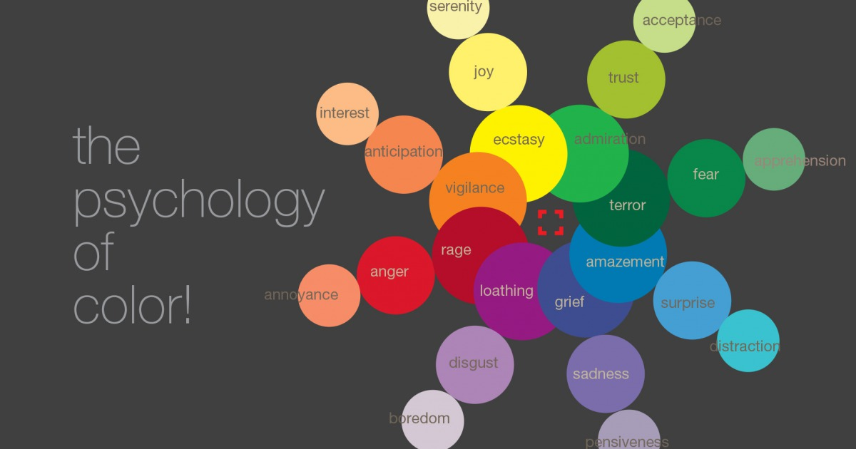 Psychology Of Designing A Colorful Office Or Workspace