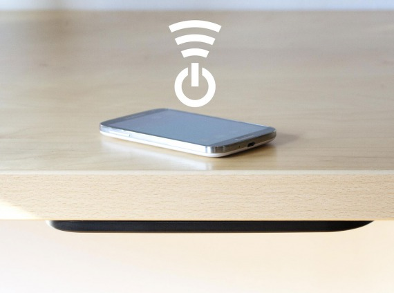 TesLink wireless charging