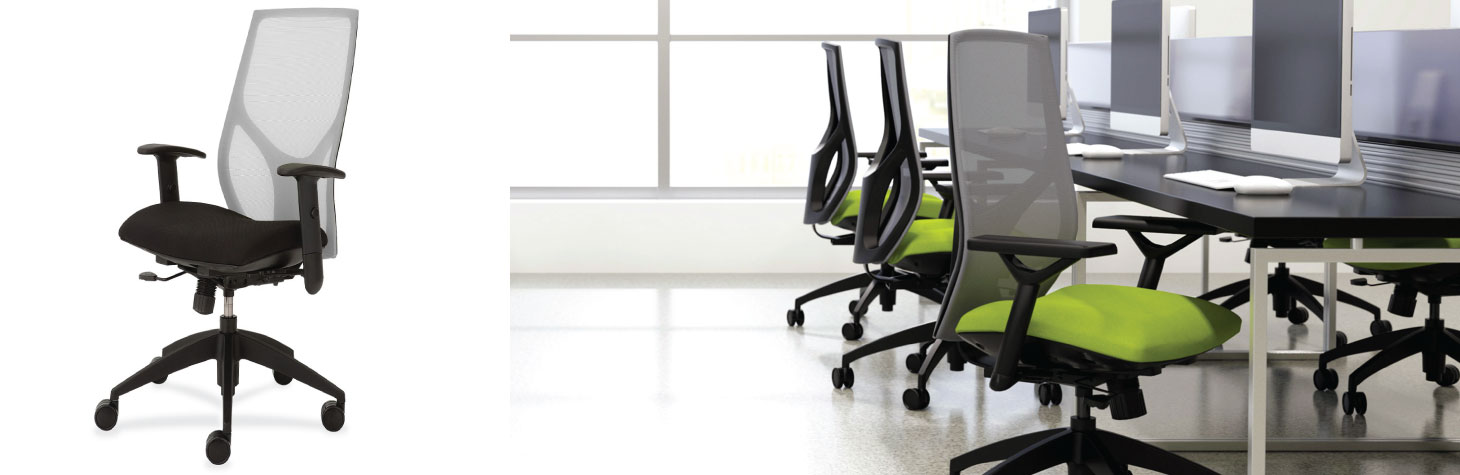 9 to 5 Vault Ergonomic Chair