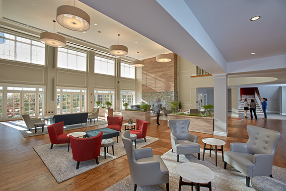 Ocean Spray renovates their headquarters into an open environment