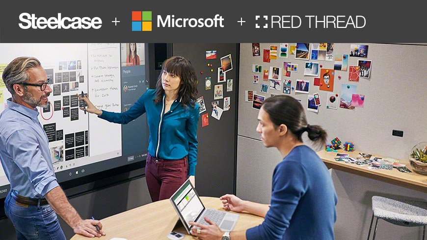 Creative Tech Spaces featuring Microsoft Surface Hub