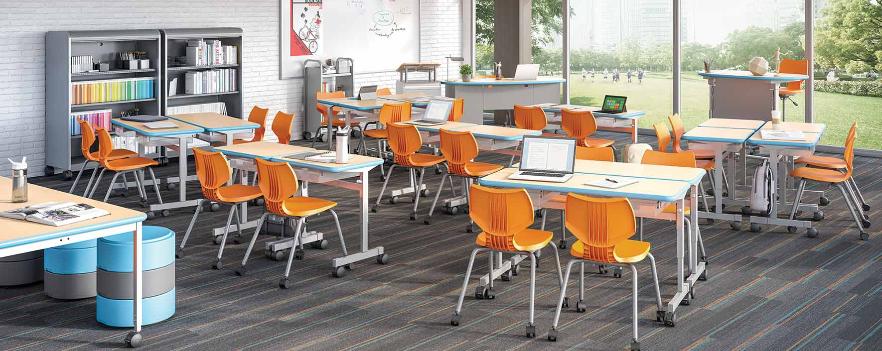 Classroom Furniture Layouts For K 12 Red Thread