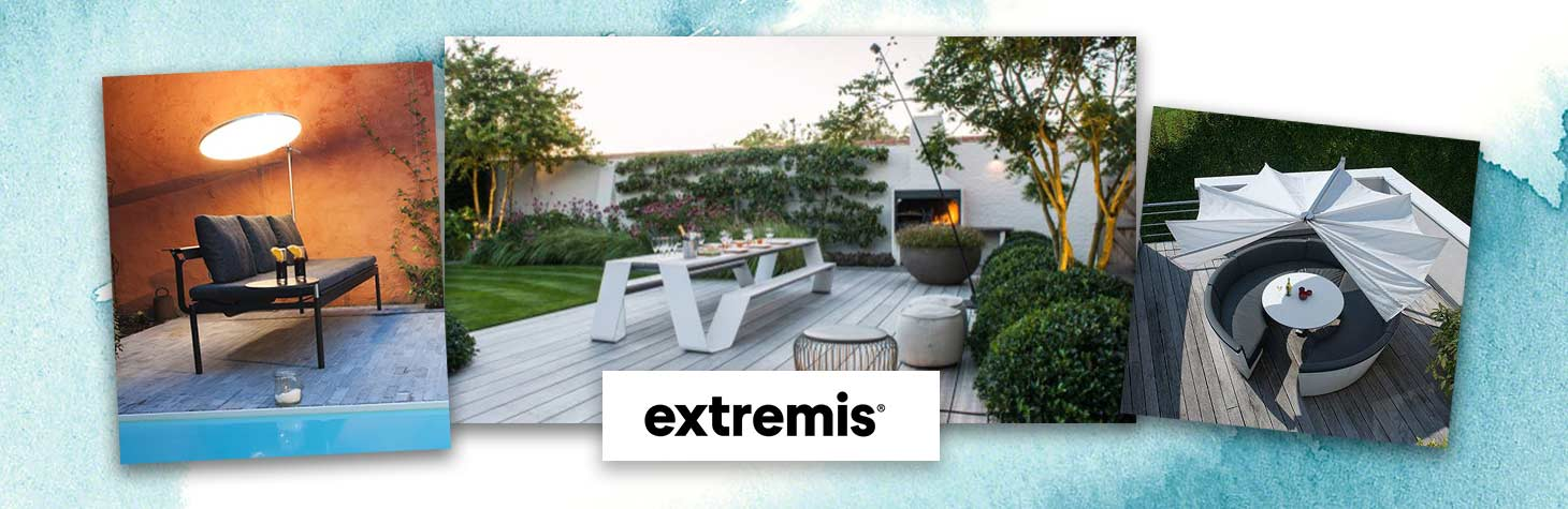 Outdoor furniture by Extremis