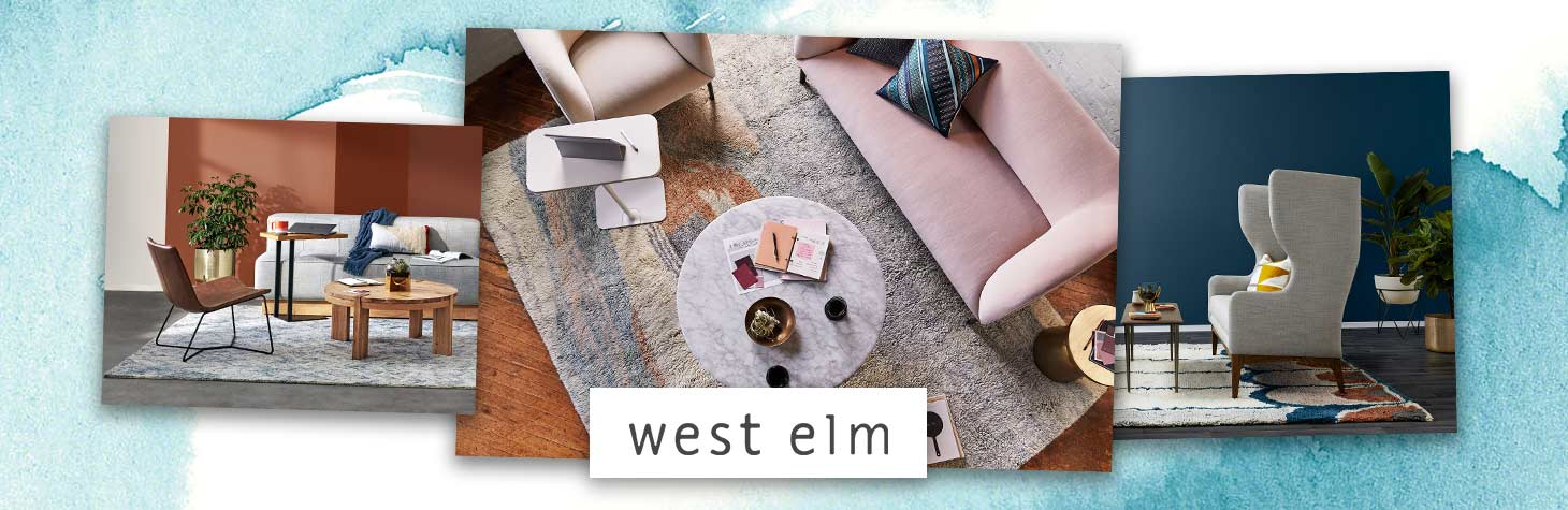 Residential office furniture by West Elm