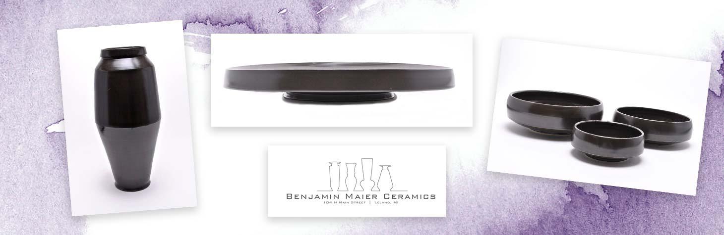 Unique office accessories by Benjamin Meier Ceramics
