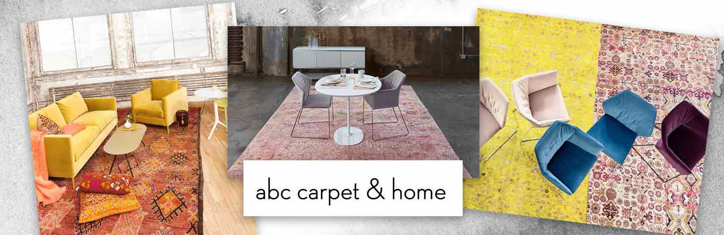 Modern office rugs by ABC Carpet & home