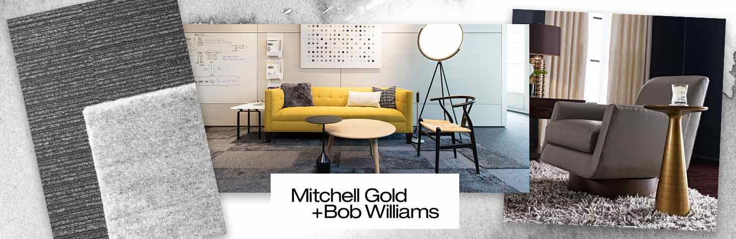 Modern area rugs by Mitchell Gold + Bob Williams