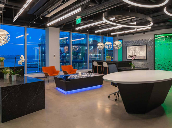 PTC lives their brand in culture in their new Seaport Headquarters