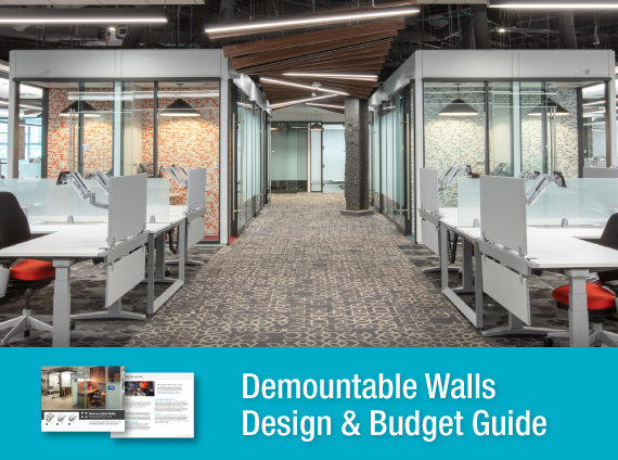 Demountable Walls Design and Budget Guide