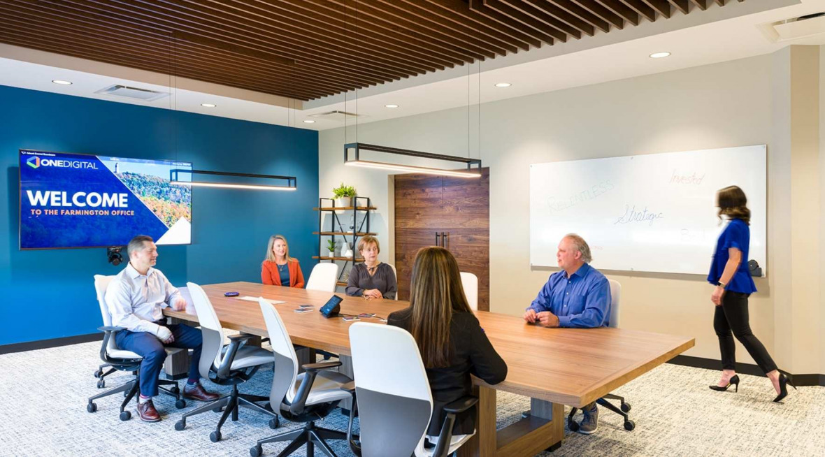 ONEDIGITAL PRIORITIZES EMPLOYEE NEEDS IN NEW 19,000SQ POST-COVID SPACE