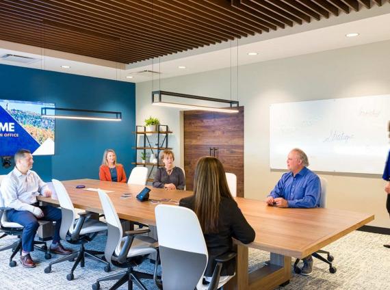 OneDigital conference room