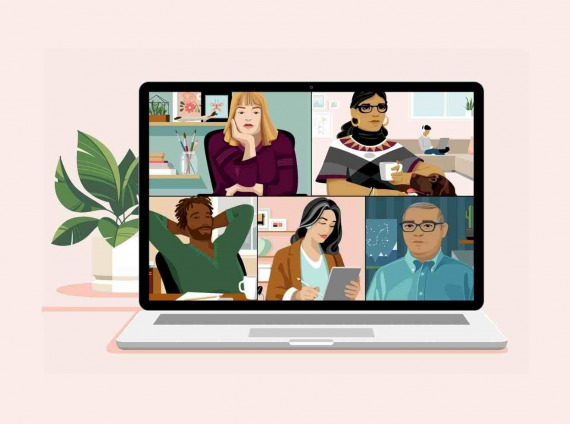 Steelcase's five new workplace personas from Work Better research