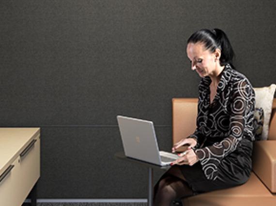 Microsoft Teams focus room
