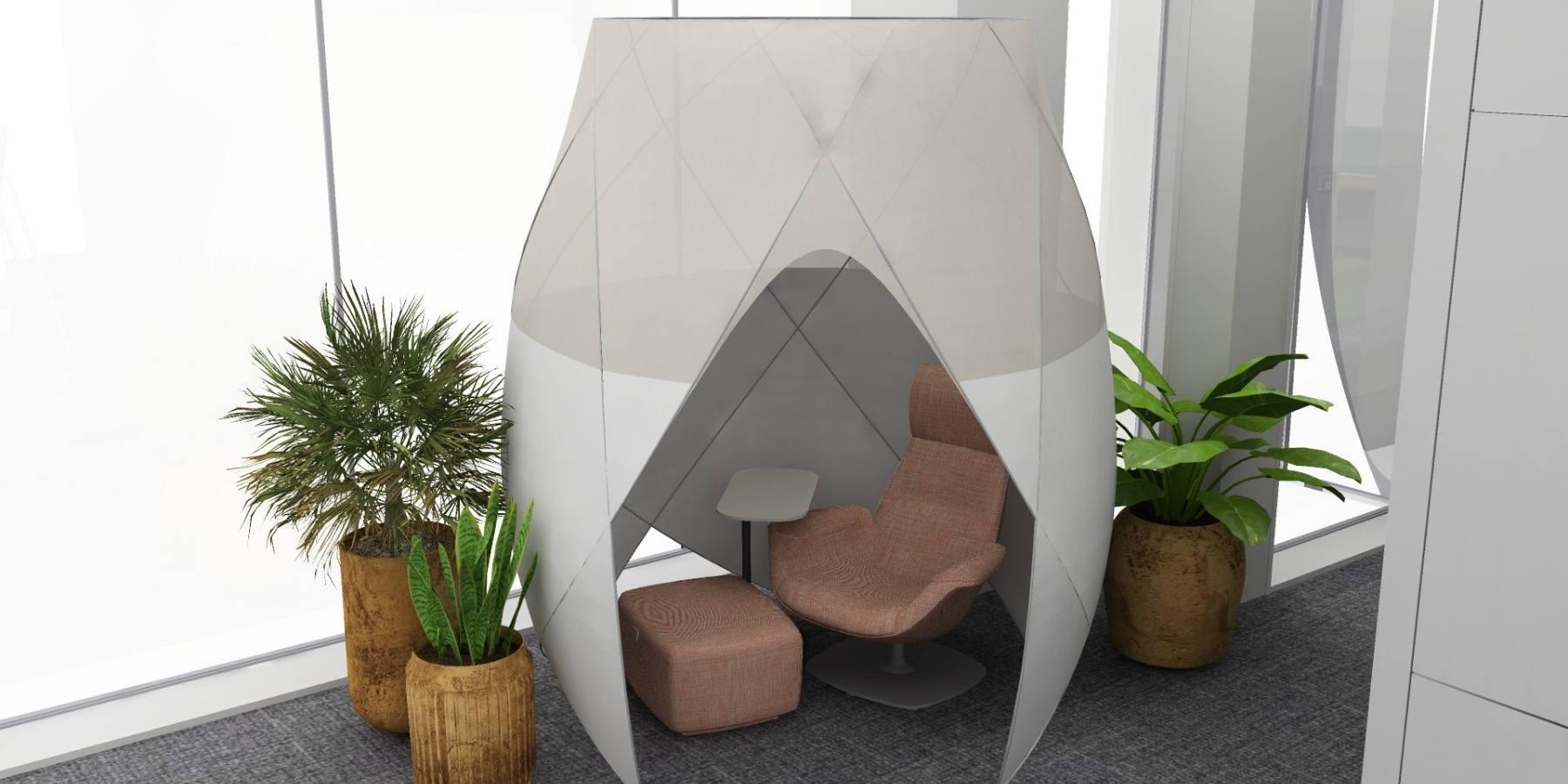 Steelcase Tent