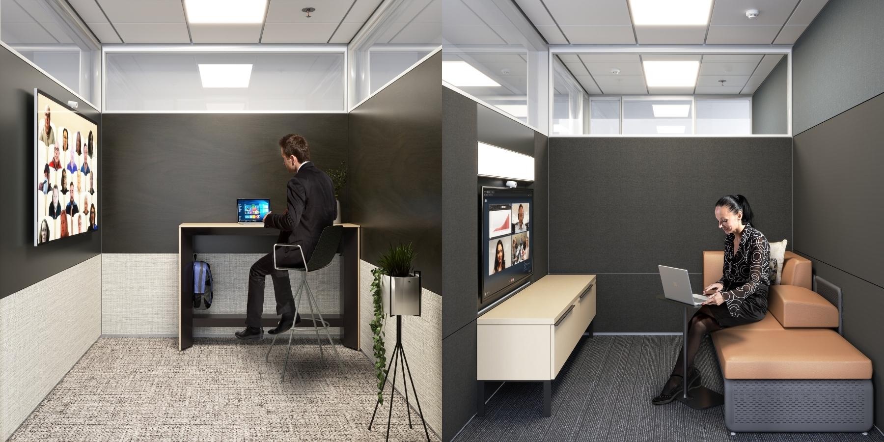 connect rooms