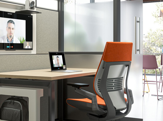 Healthcare clinician virtual care workstation