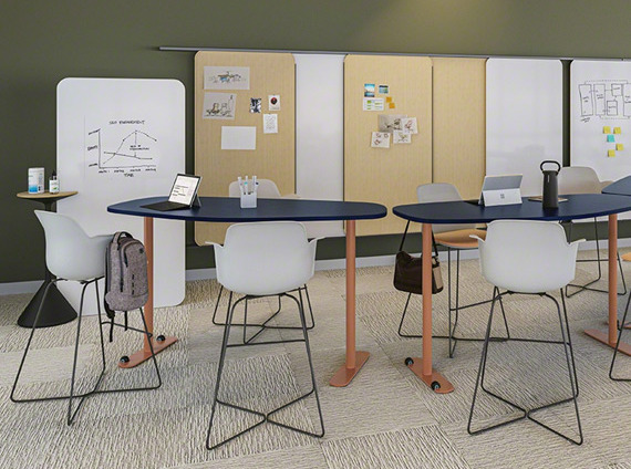 higher education collaboration space